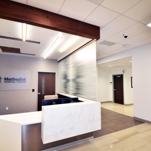 Methodist TEXSAN ED and Lab Expansion